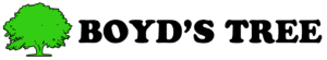 boyds tree service logo